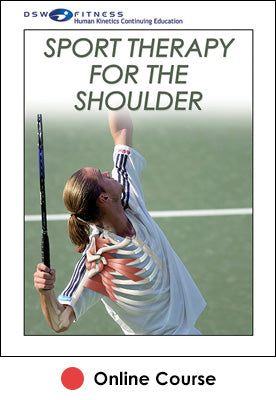 Sport Therapy for the Shoulder Online CE Course
