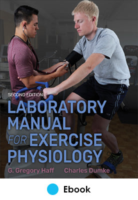 Laboratory Manual for Exercise Physiology 2nd Edition PDF With Web Study Guide