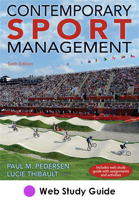 Contemporary Sport Management Web Study Guide-6th Edition