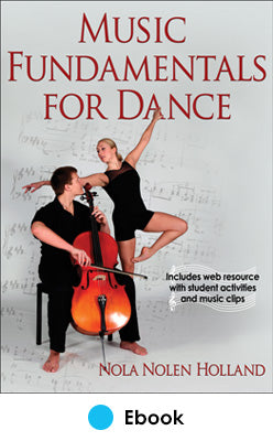 Music Fundamentals for Dance PDF With Web Resource