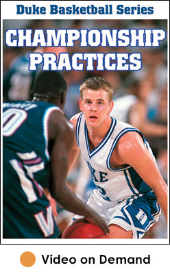 Duke Basketball Video Series: Championship Practices Video on Demand-HK