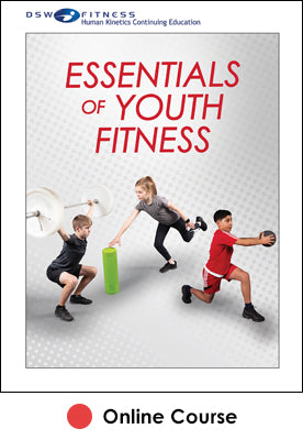 Essentials of Youth Fitness Ebook With CE Exam