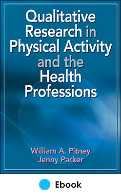 Qualitative Research in Physical Activity and the Health Professions PDF