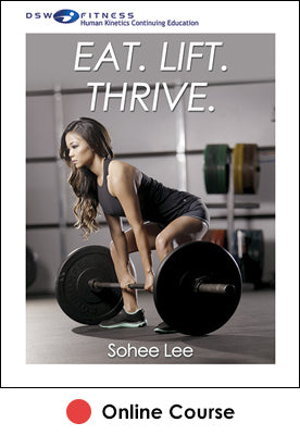 Eat.Lift.Thrive. eBook With CE Exam