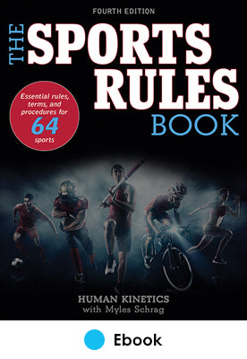 Sports Rules Book 4th Edition epub, The