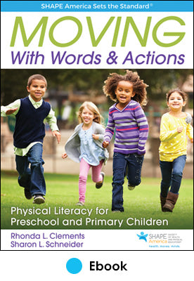 Moving With Words & Actions PDF