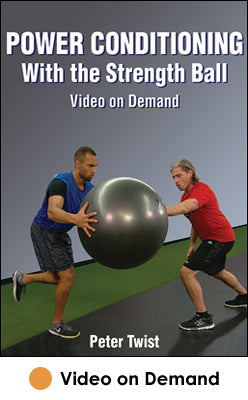 Power Conditioning with the Strength Ball Video on Demand