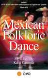 Mexican Folkloric Dance DVD with Music CD