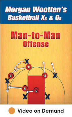 Man-to-Man Offense Video on Demand-HK