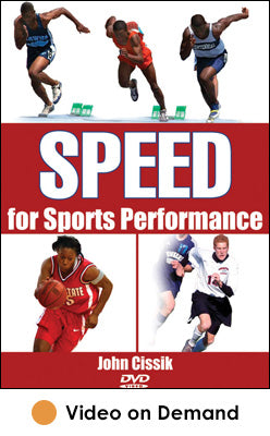 Speed for Sports Performance Video on Demand-HK