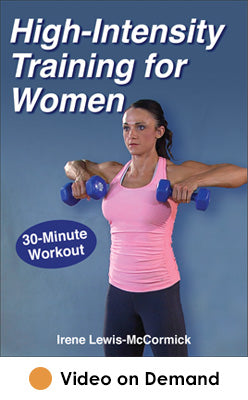 High-Intensity Training for Women: 30-Minute Workout  Video on Demand