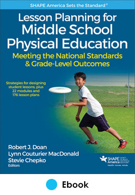 Lesson Planning for Middle School Physical Education PDF With Web Resource