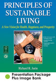 Principles of Sustainable Living Presentation Package/Image Bank