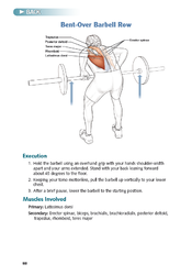 Barbell technique
