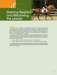 Bucklin - Gaining respect and becoming the leader