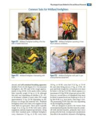 Common Tasks for Wildland Firefighters