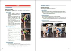 Core Exercises, Baechle 3E