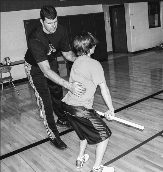 Instruction for weightlifting can begin with PVC pipes so that athletes can learn how to perform lifts properly.