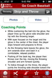 Go Coach Baseball Screenshot 2