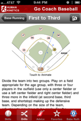 Go Coach Baseball Screenshot 3