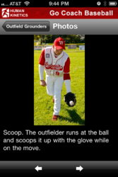 Go Coach Baseball Screenshot 4