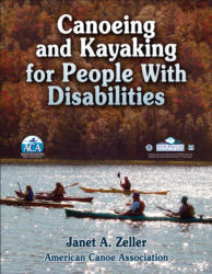 Janet Zeller discusses adaptive paddling