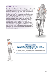 Klion, Triathlon Anatomy - Upright Row 2