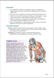 Klion, Triathlon Anatomy - Weighted Swing 2