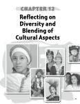 Reflecting on Diversity and Blending of Cultural Aspects Chapter Intro