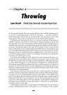Sample Pages: Throwing