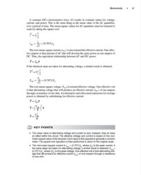 Sample page: Bioelectricity