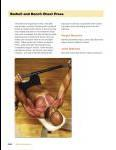 Sample pages: Barbell and Bench Chest Press