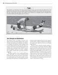 Sample pages: performance training