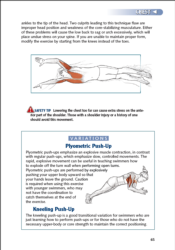 Variations on the push up