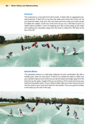 Wakeboarding stunts