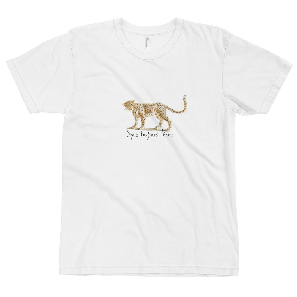 Always Be Fierce - Luxury MG T-Shirt