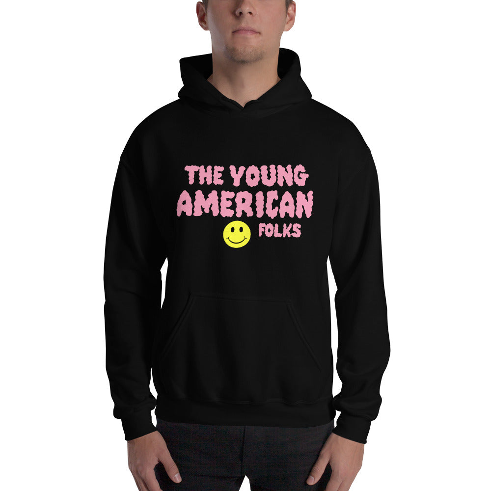 Young American Folks - Original Hoodie - Model Gurus Inc.