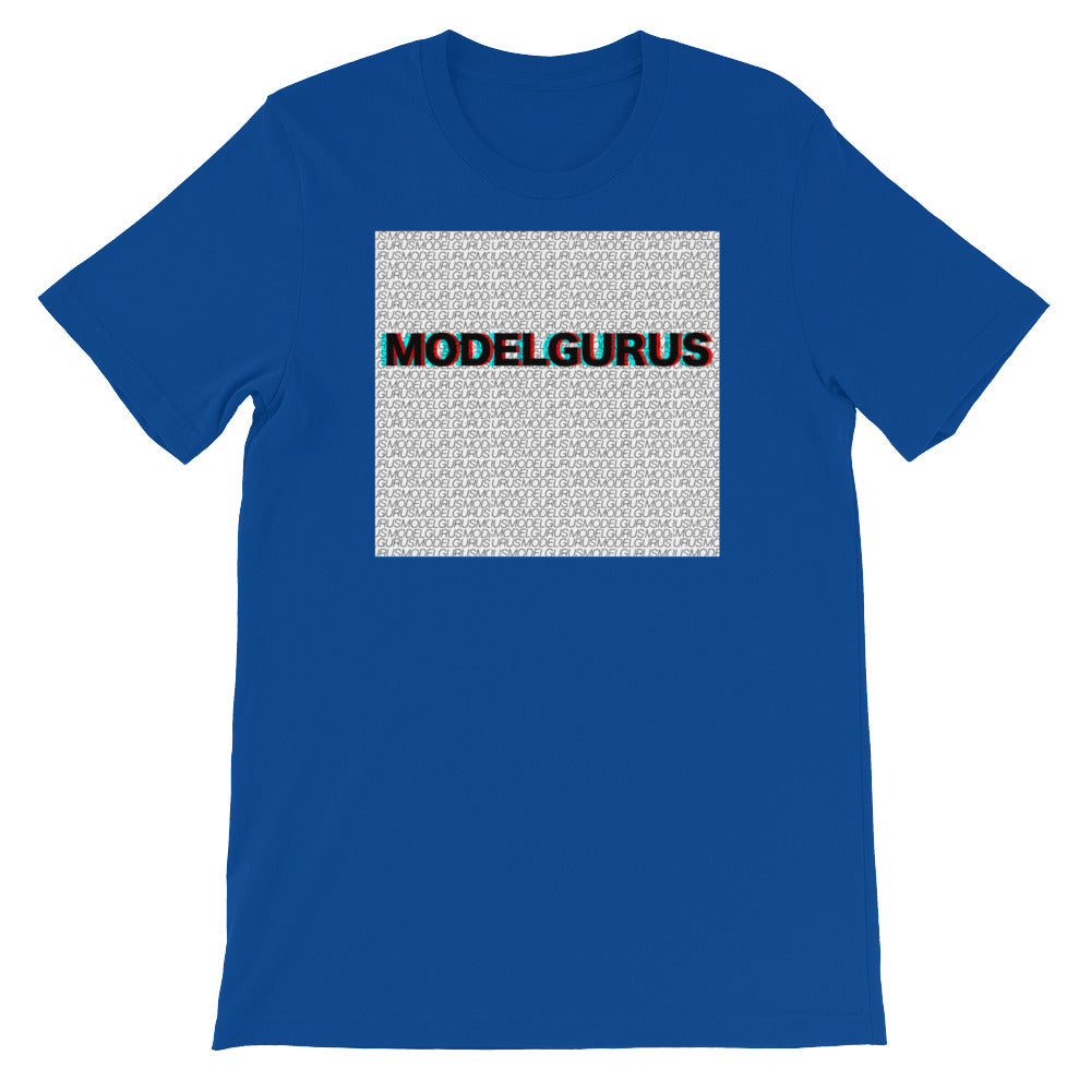 """Matrix"" - Model Gurus T-Shirt - Sand, White, Black, Navy, Yellow, Pink - Model Gurus Inc."