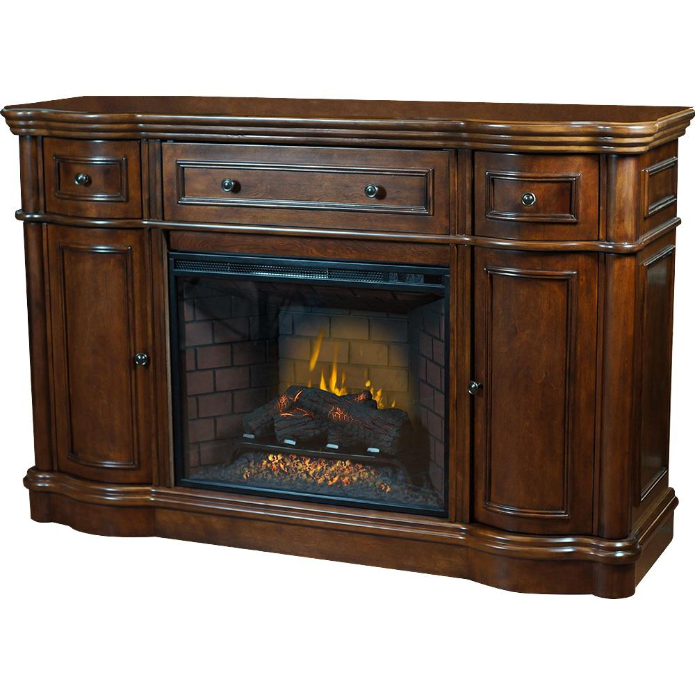 home dp media homestar in fireplace wide ca amazon walnut console kitchen inches zarate