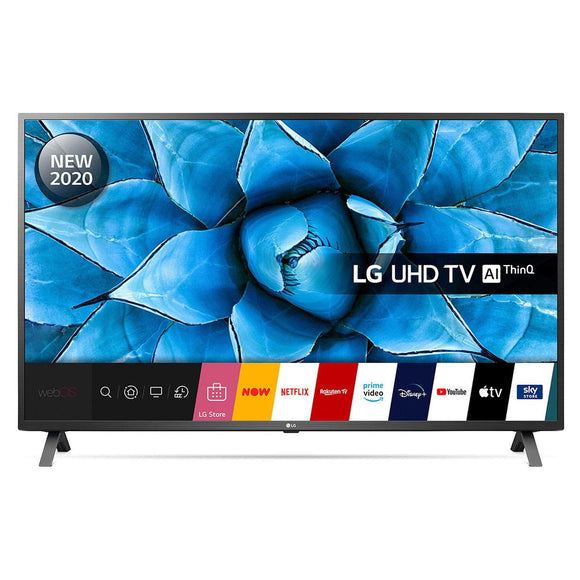 LG 65 Inch 4K UHD UN73 Smart TV - 65UN73006LA