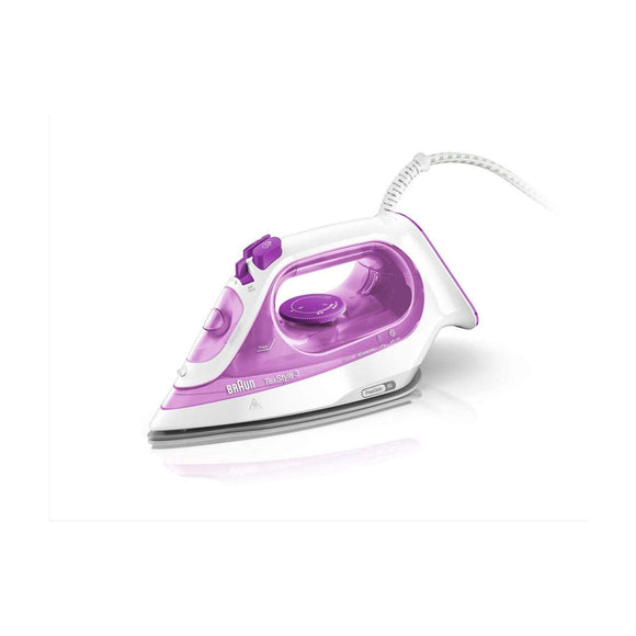 BRAUN  TexStyle 3 Steam Iron SI3030PU