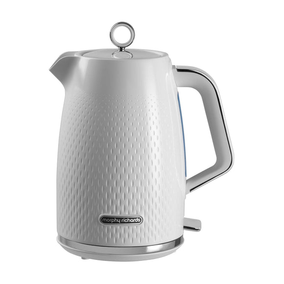 MORPHY RICHARDS Verve White Kettle 103012