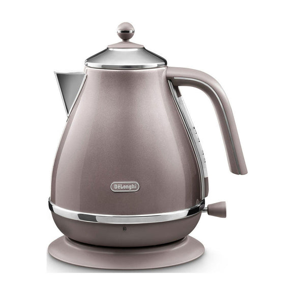 DELONGHI Icona Metallics Kettle KBOT3001.PK