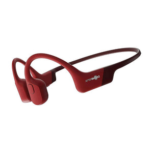 AFTERSHOKZ AS800SR Aeropex Solar Headphones Solar Red