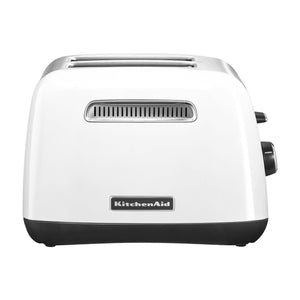 KITCHEN AID  Traditional Two Slice Toaster 5KMT2115WH