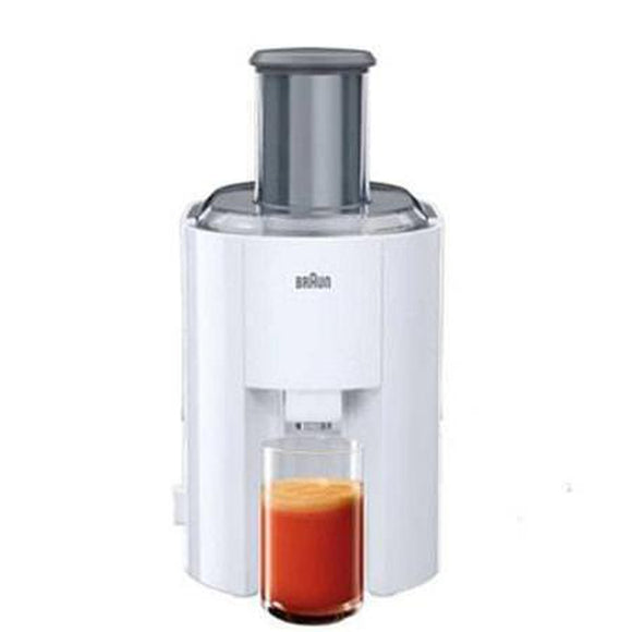 BRAUN Identity Collection Spin Juicer White  J300WH
