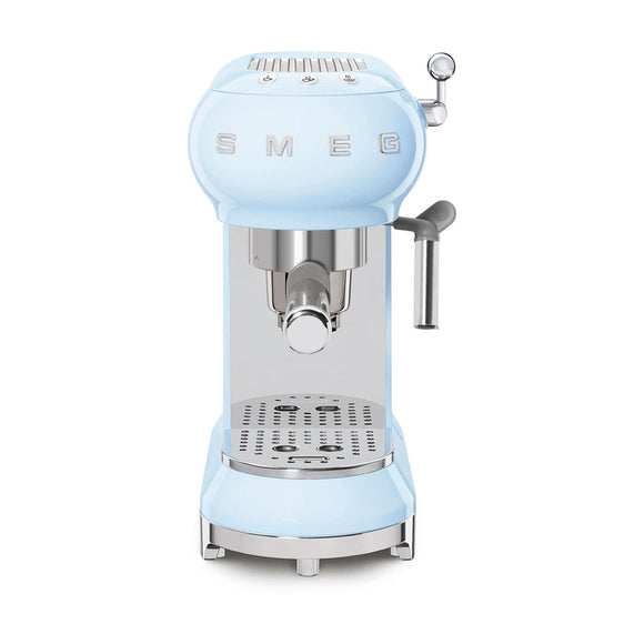 SMEG  50's Style Espresso Coffee Machine ECF01PBUK