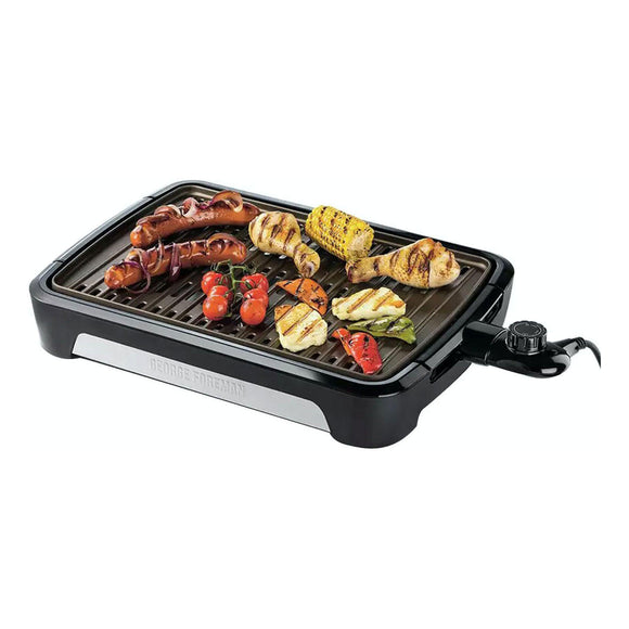 GEORGE FOREMAN Large Smokeless BBQ Grill  25850