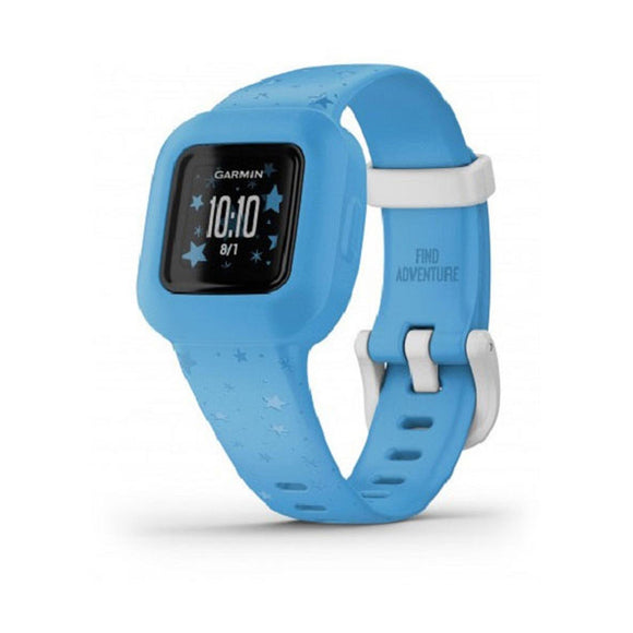 Garmin 010-02441-02  Vivofit Jr 3 Blue Stars