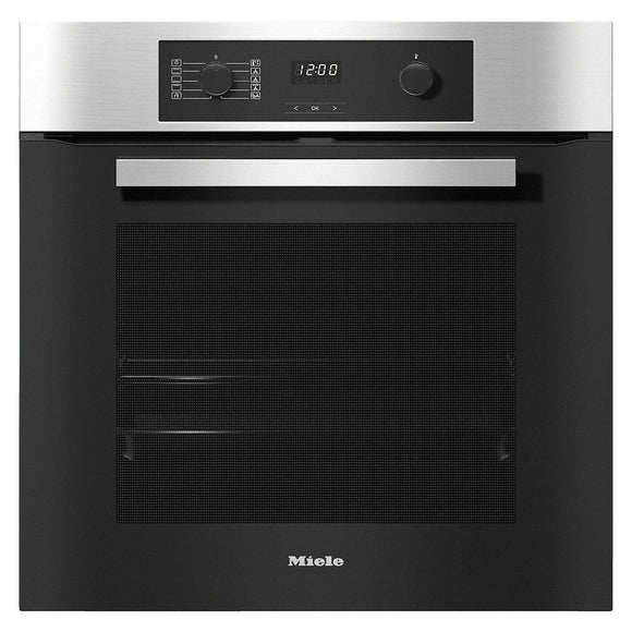 MIELE H2265-1BP 60cm Pyrolytic Single Oven